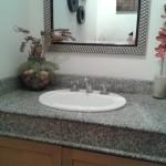 Lavabo / Granito Natural