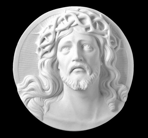 Medallon Cristo
